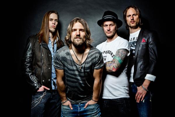 THE NEW ROSES @ Exil Rock Club | Göttingen | Niedersachsen | Deutschland